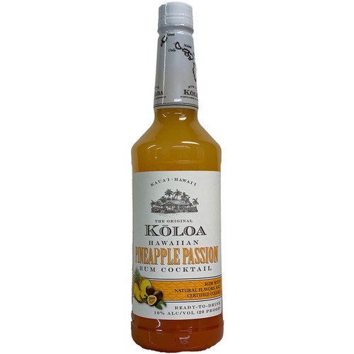 Koloa Hawaiian Pineapple Passion Ready-To-Drink