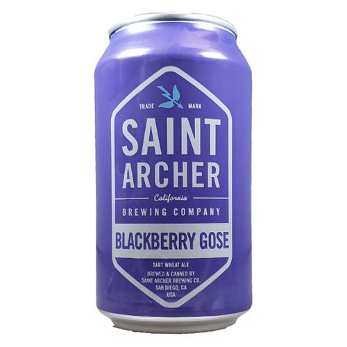 Saint Archer Blackberry Gose Can