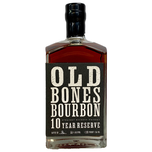 Old Bones 10 Year Bourbon
