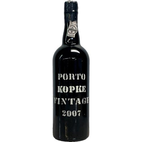 Kopke 2007 Vintage Port