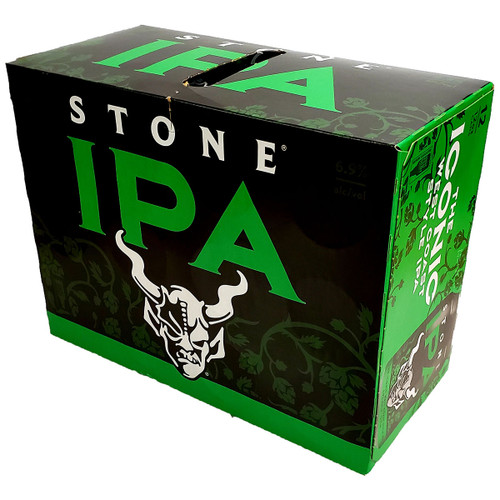Stone IPA 12-Pack Can