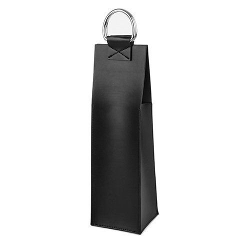 Viski Traveler Black Wine Tote