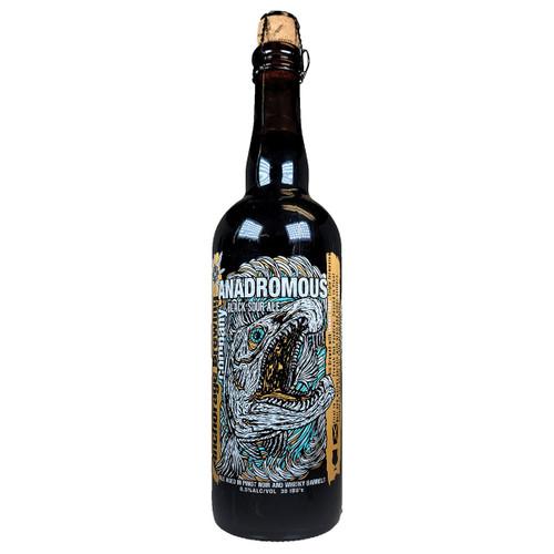 Anchorage Anadromous Black Sour Ale