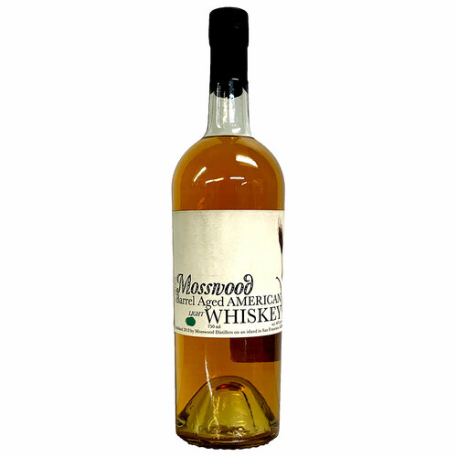 Mosswood Espresso Barrel Aged American whiskey
