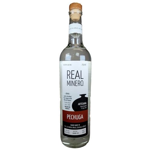 Real Minero Pechuga Mezcal