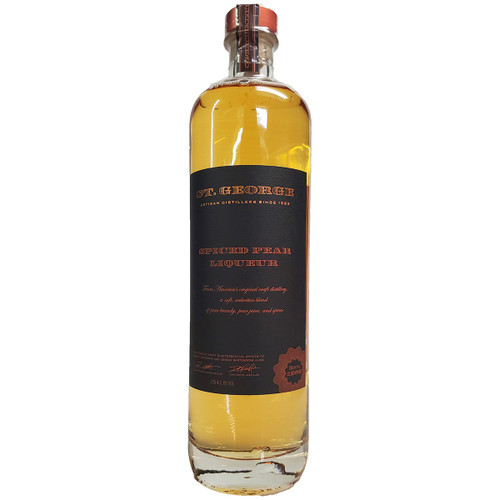St George Spiced Pear Liqueur