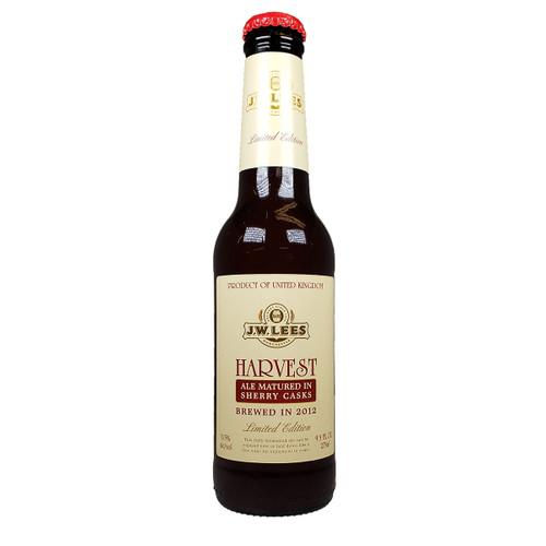 J.W. Lees Harvest Ale Matured in Sherry Casks 2012