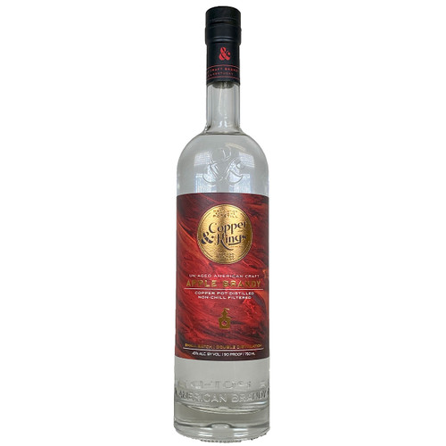 Copper And Kings Un-Aged American Apple Brandy