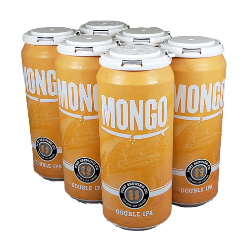 Port Brewing Mongo Double IPA 6-Pack Can