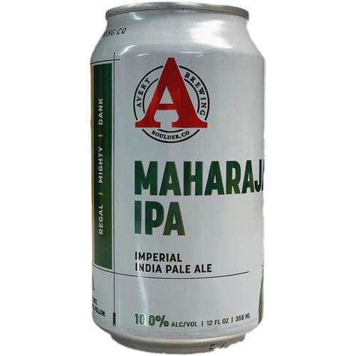 Avery Maharaja Double IPA Can