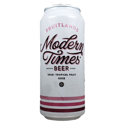 Modern Times Fruitlands Sour Tropical Fruit Gose Can