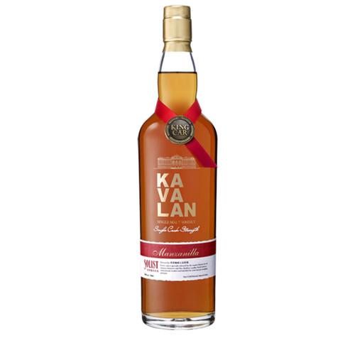 Kavalan Solist Manzanilla Cask Strength Single Malt Whisky
