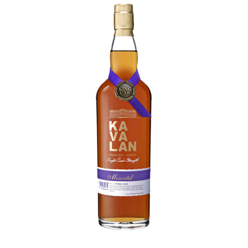 Kavalan Moscatel Sherry Single Cask Strength Single Malt Whisky