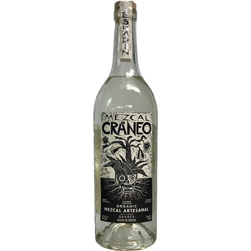 Craneo Oaxaca Espadin Organic Mezcal