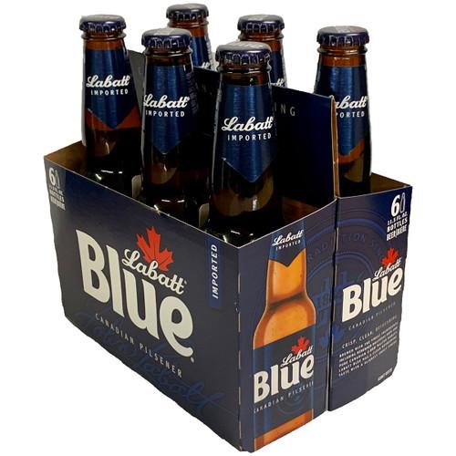 Labatt Blue Canadian Pilsner 6-Pack