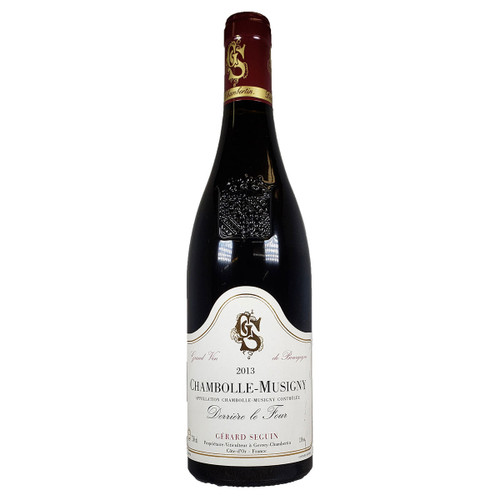 Gerard Seguin 2013 Chambolle-Musigny Derriere le Four