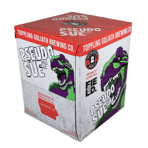 Toppling Goliath Pseudo Sue Pale Ale 4-Pack-Can
