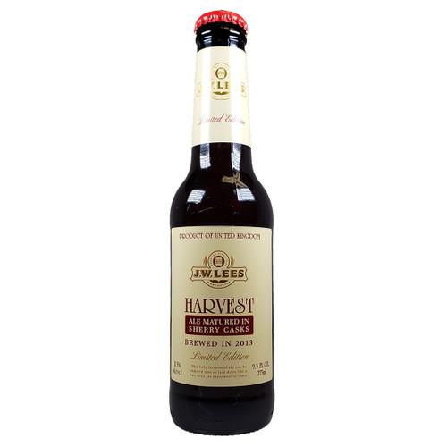 J.W. Lees Harvest Ale Matured in Sherry Casks 2013