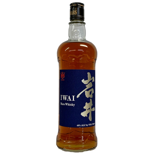 Iwai Mars Japanese Whisky