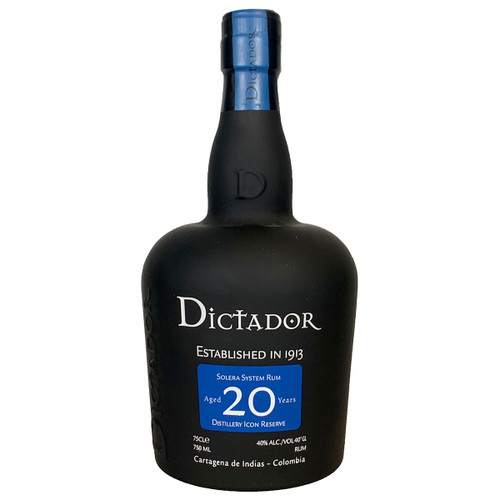 Dictador 20 Year Old Rum