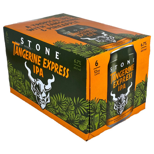 Stone Tangerine Express IPA 6-Pack Can