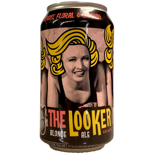 Duck Foot The Looker Blonde Ale Can