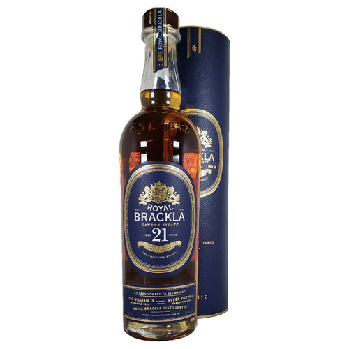 Royal Brackla 21 Year Highland Single Malt Scotch Whisky