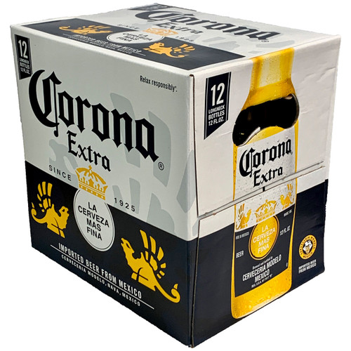 Corona Extra Bottle 12-Pack