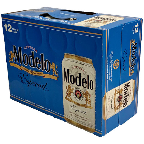 Modelo Especial 12-Pack Can