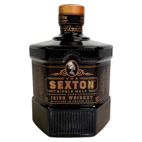 The Sexton Single Malt Irish Whiskey