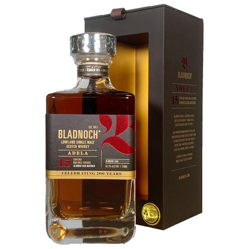 Bladnoch Adela 15 Year Old Single Malt Scotch Whisky
