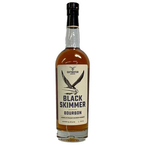 Cutwater Black Skimmer Blended Straight Bourbon Whiskey