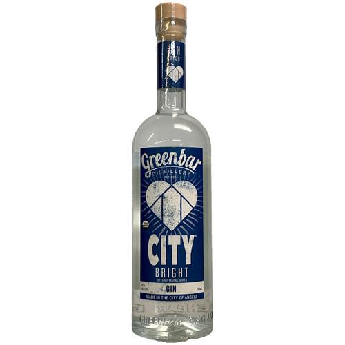 Greenbar Distillery City Bright Gin