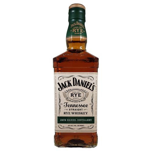 Jack Daniel's Tennessee Straight Rye Whiskey