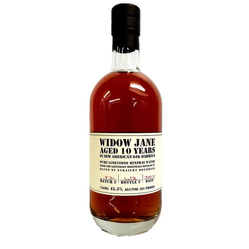 Widow Jane 10 Year Kentucky Straight Bourbon Whiskey