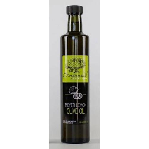 Imperial California Olive Mill Meyer Lemon Olive Oil
