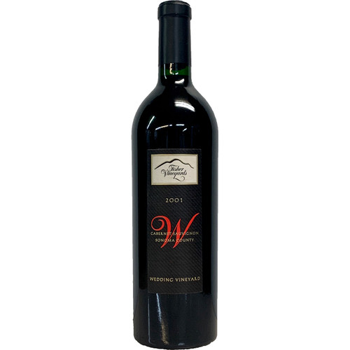 Fisher 2001 Wedding Vineyard Cabernet Sauvignon