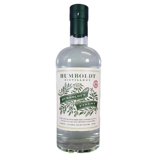 Humboldt Distillery Humboldt's Finest Vodka