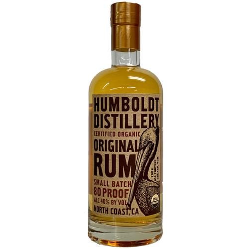 Humboldt Distillery Organic Original Rum