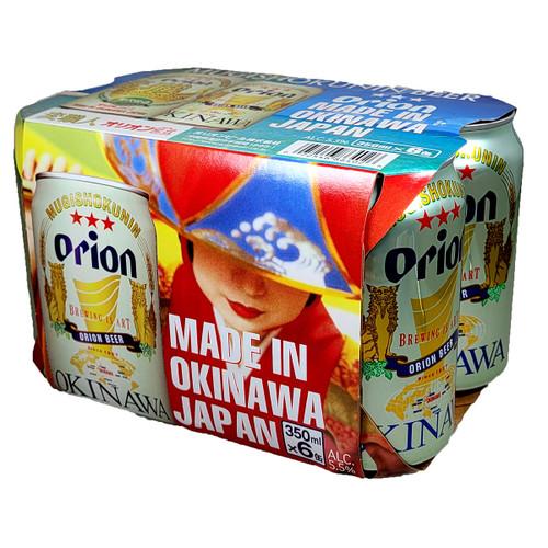 Orion Mugishokunin 6-Pack Can