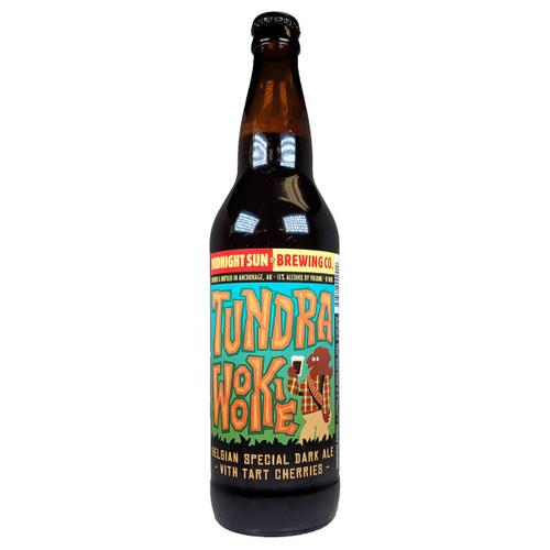 Midnight Sun Tundra Wookie Belgian Style Dark Ale