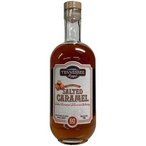 Tennessee Legend Salted Caramel Whiskey