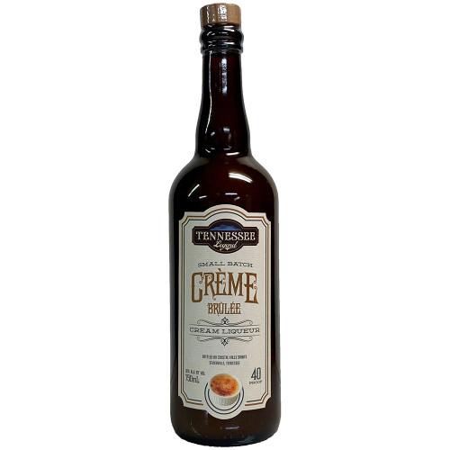 Tennessee Legend Creme Brulee Liqueur