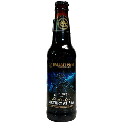 Ballast Point High West Barrel Aged Victory At Sea Imperial Porter 4-Pack 2020