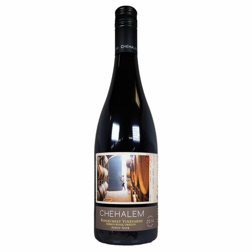 Chehalem 2014 Ridgecrest Vineyards Pinot Noir
