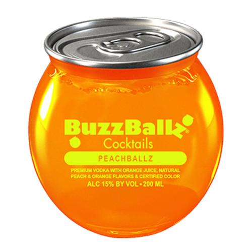 Buzzballz Peachballs 200ML