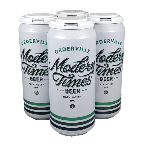 Modern Times Orderville Hazy IPA 4-Pack Can