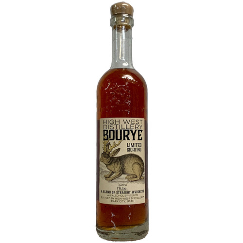 High West Bourye Limited Sighting 2018 Edition Blended Whiskey