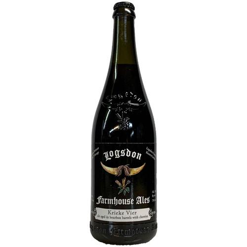 Logsdon Krieke Vier Bourbon Barrel Aged Ale