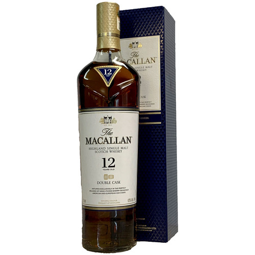 Macallan 12 Year Double Cask Single Malt Scotch Whisky